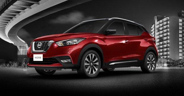 Nissan Kicks 2019 precio en México