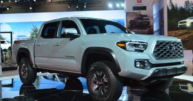 La Toyota Tacoma 2020, la exitosa pick-up se renueva con ...