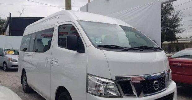 430a2e77398 Nissan Urvan 2016 en Zapopan 718448