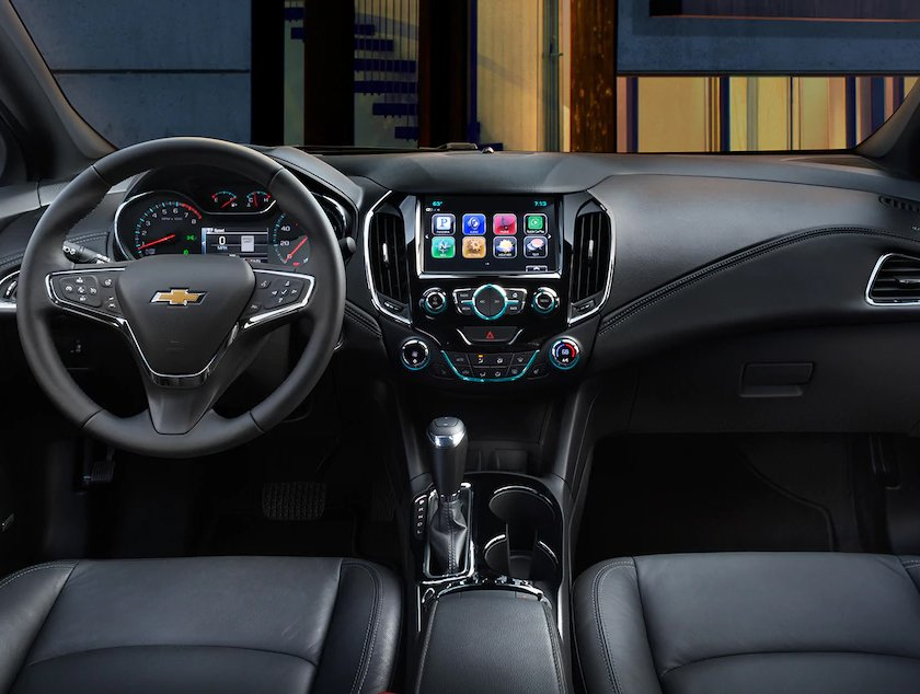 Chevrolet Cruze LTZ 2018