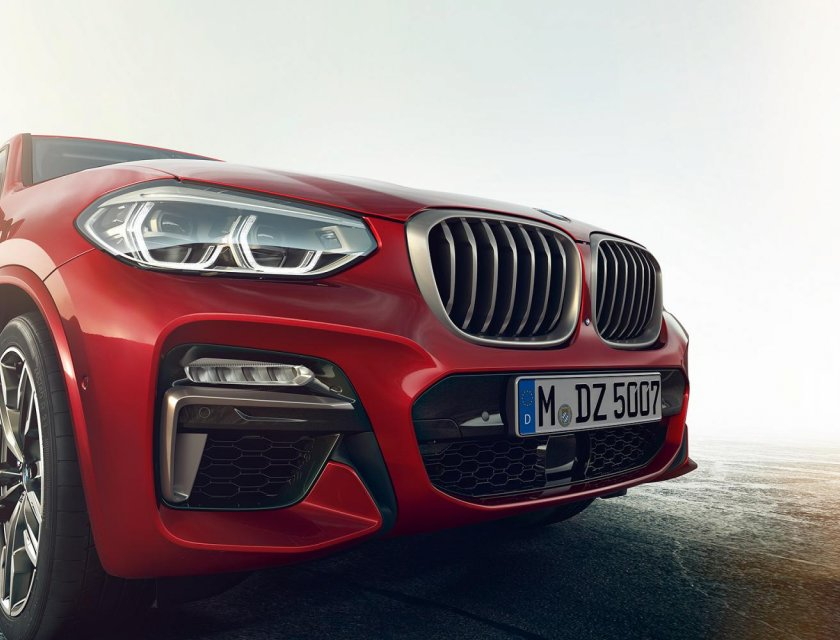 BMW X4 M40iA 2019