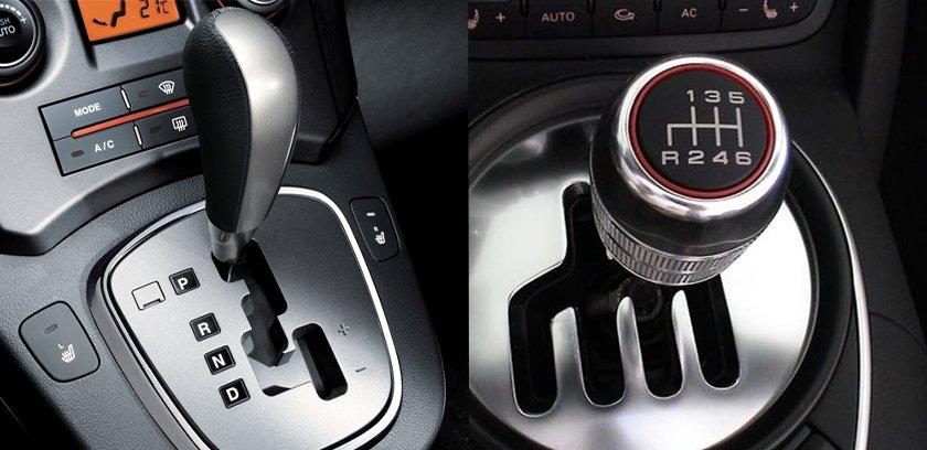 Ventajas de una transmisión manual
