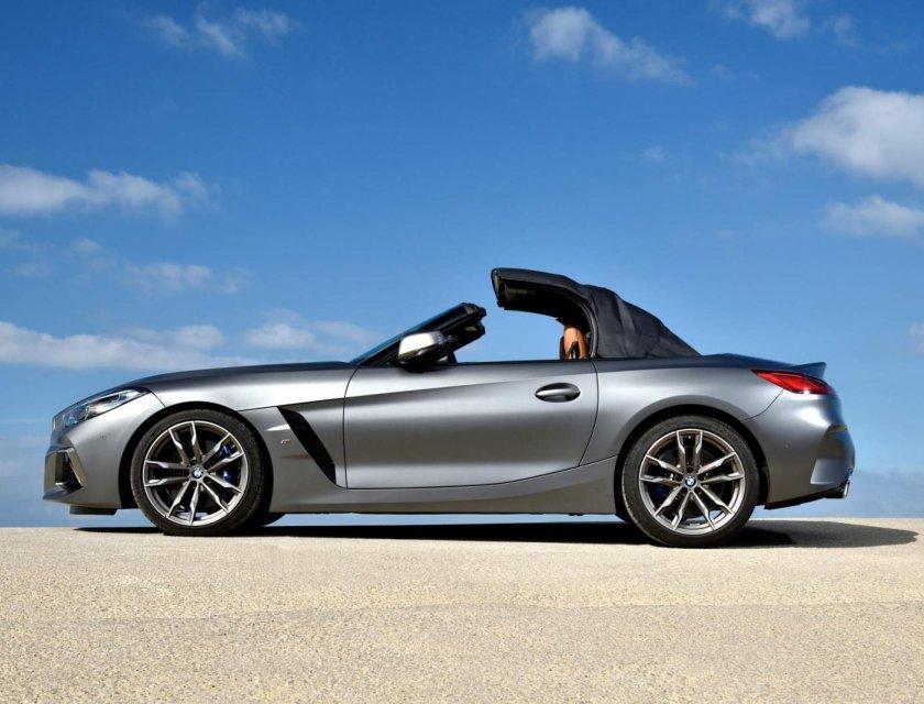 BMW Z4 M40iA 2019