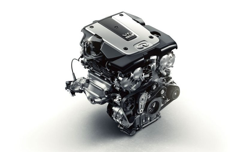 Infiniti Q70 2019 motor V6