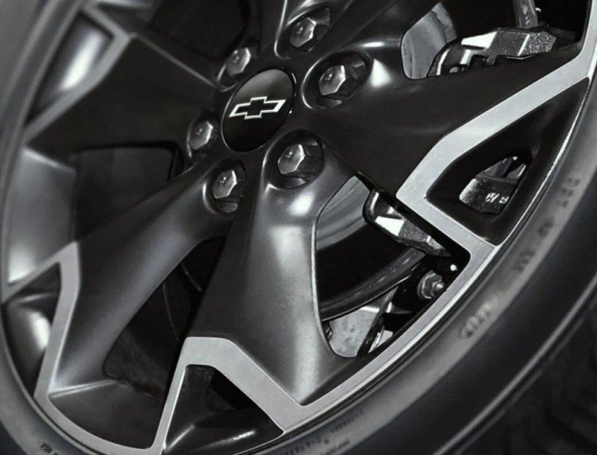Chevrolet Blazer RS 2019 rines detalle