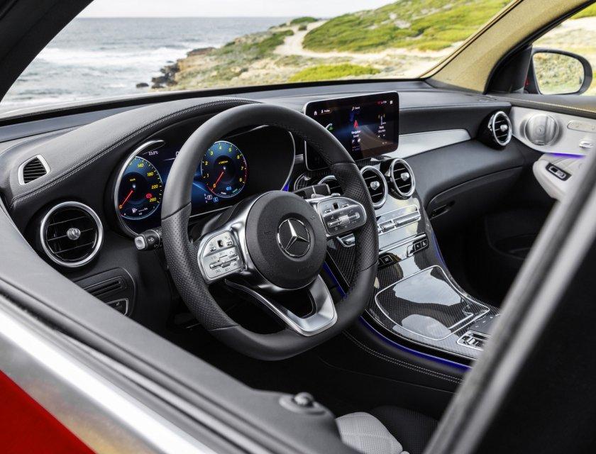 Mercedes-Benz GLC Coupé 2020