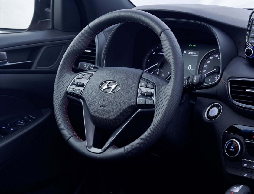 Hyundai Tucson N Line 2019
