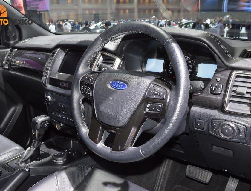 Ford Everest 2020 en Bangkok Motor Show 2019