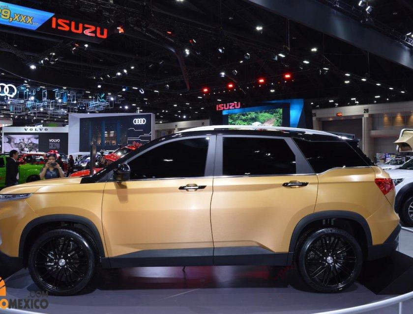 Chevrolet Captiva 2020 en Bangkok Motor Show 2019