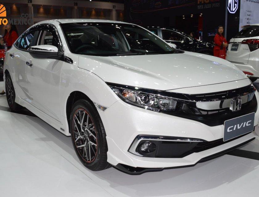 Honda Civic 2020 en Bangkok Motor Show 2019