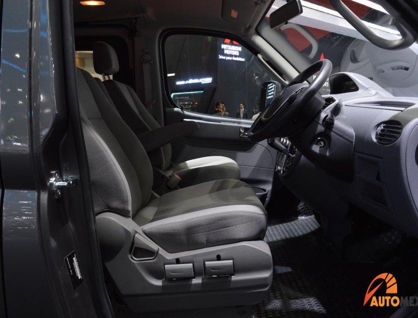 MG V80 2020 en Bangkok Motor Show 2019