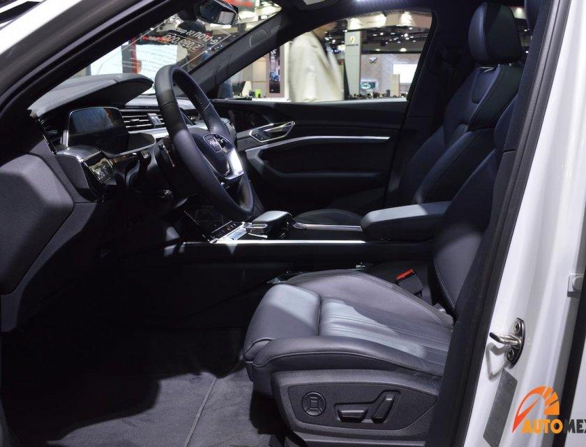 Audi e-Tron 2020 en Bangkok Motor Show 2019