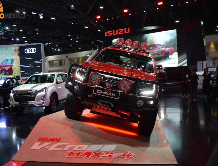 Isuzu D-Max 2020 en Bangkok Motor Show 2019