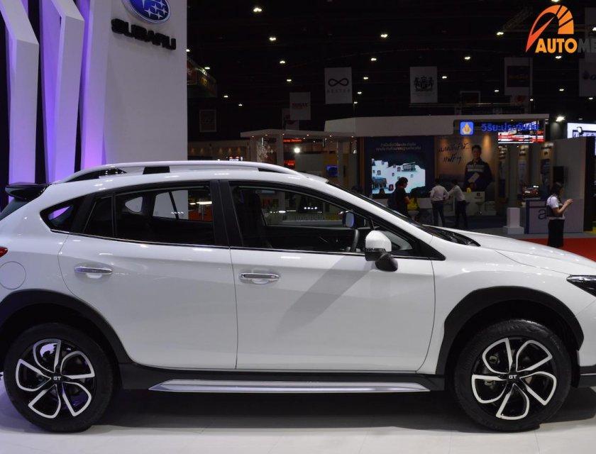 Subaru XV GT Edition 2020 en Bangkok Motor Show 2019