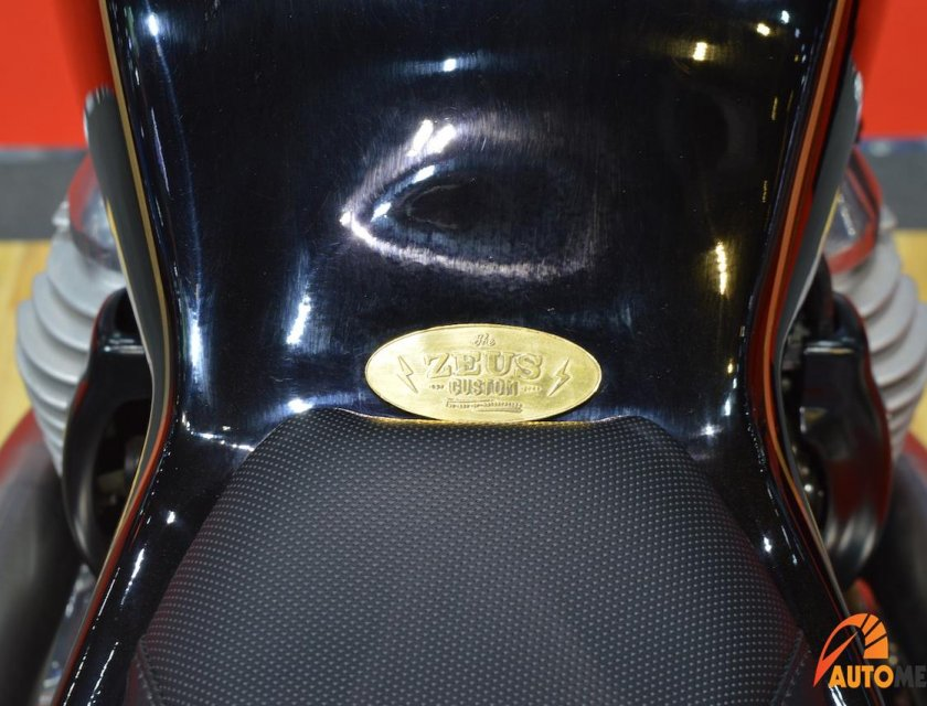 Zeus Custom en Bangkok Motor Show 2019