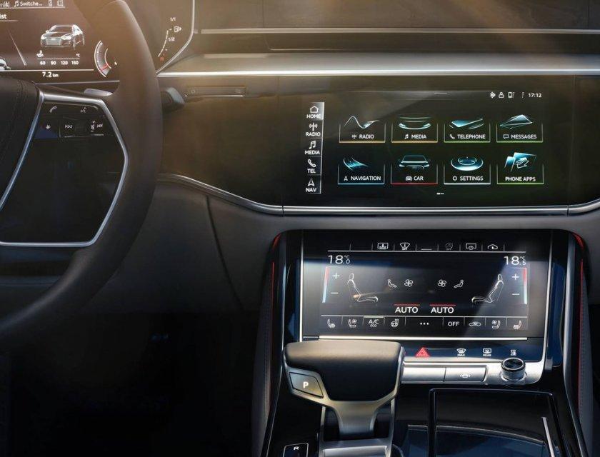 Audi A8 2019