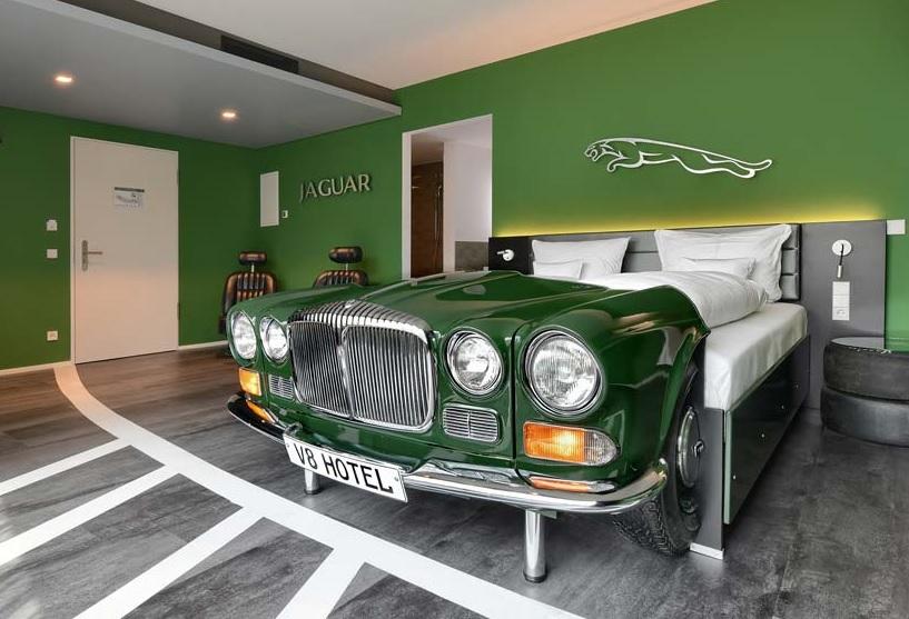 V8 Hotel Classic Motorworld