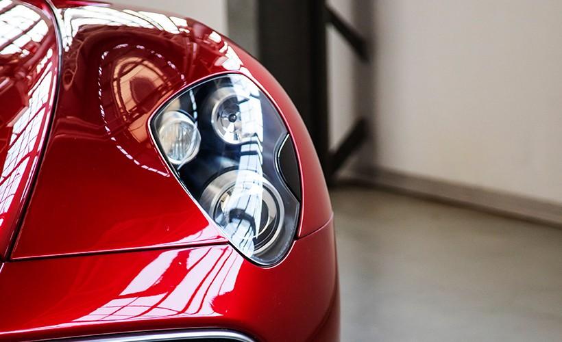 Alfa Romeo 8C FCA Heritage