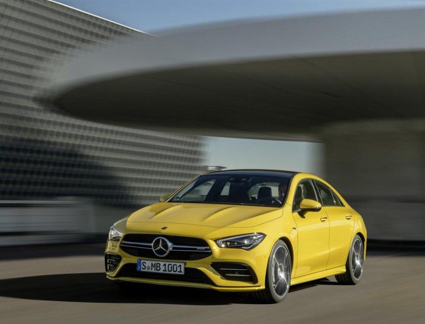Mercedes-AMG CLA 35 4MATIC 2020