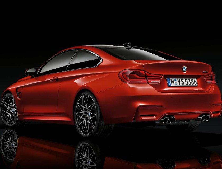 BMW M4 Coupé 2019