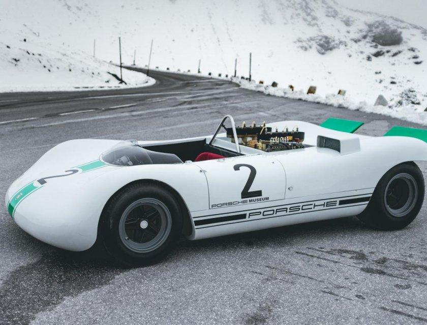 Porsche 909 Bergspyder 1968