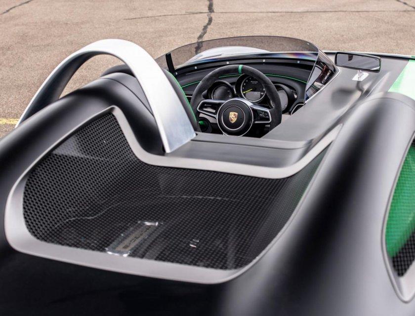 Porsche 981 Bergspyder 2015