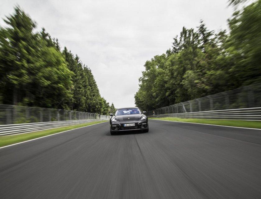 Porsche Panamera Turbo 2019