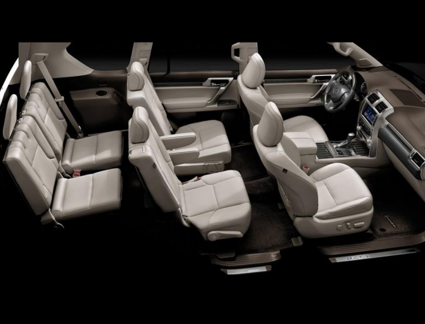 Lexus GX 460 2020