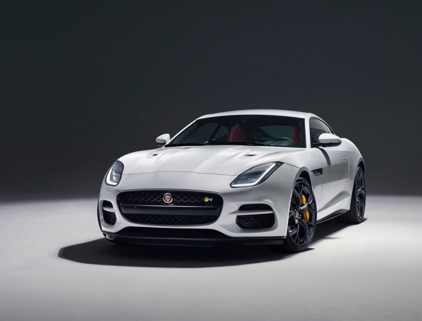 Jaguar F-Type 2019