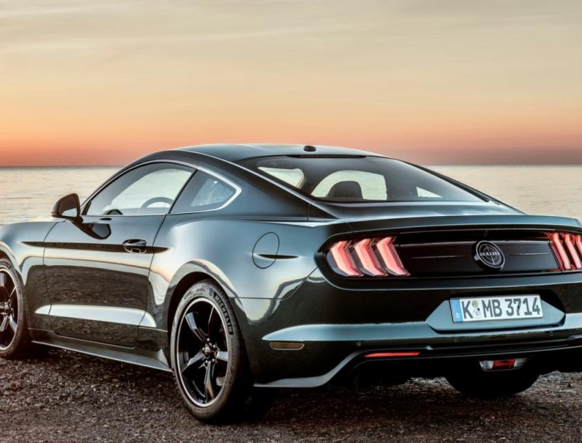 Mustang Bullitt 2019