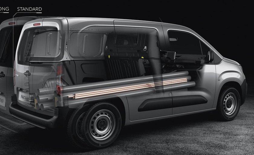 Peugeot Partner 2020
