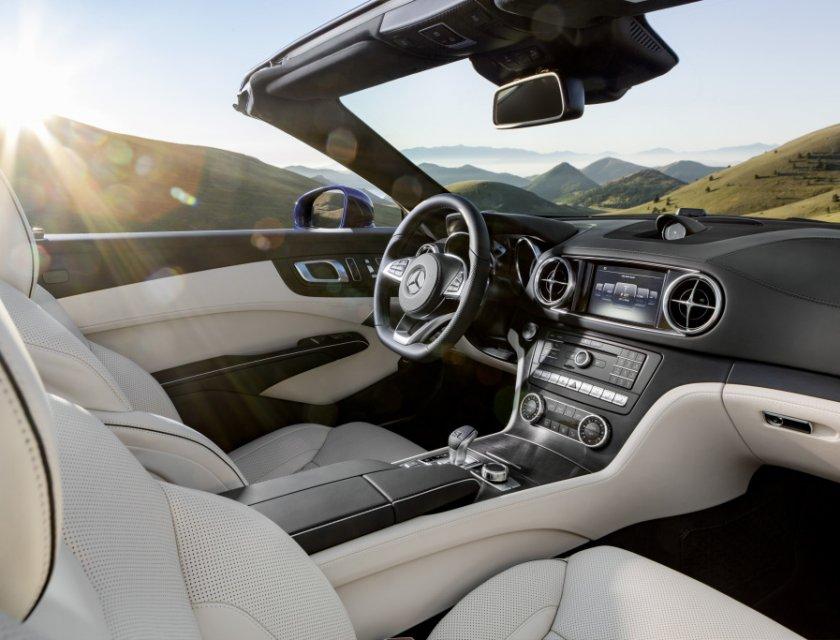 Mercedes-Benz SL Roadster 2019