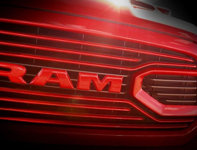 RAM R/T 2019