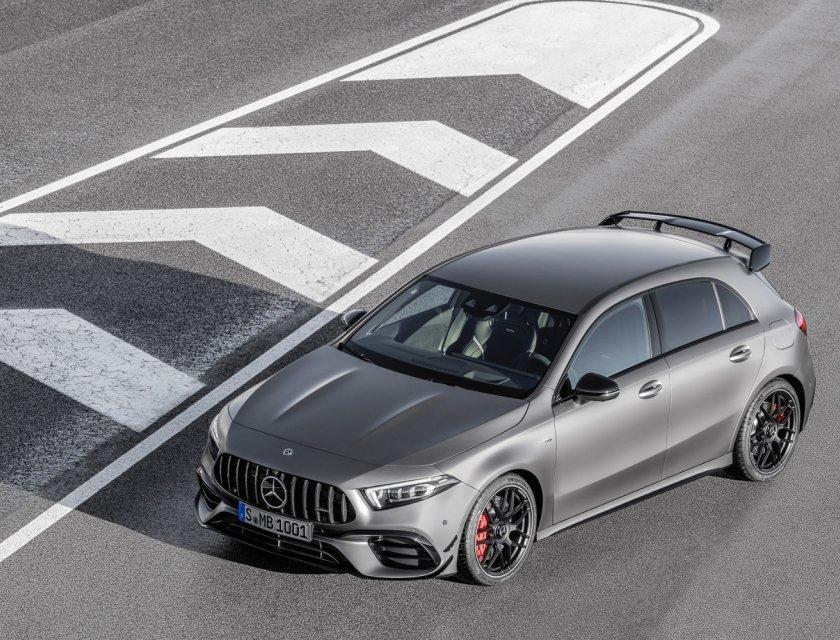 Mercedes-AMG A 45 2020