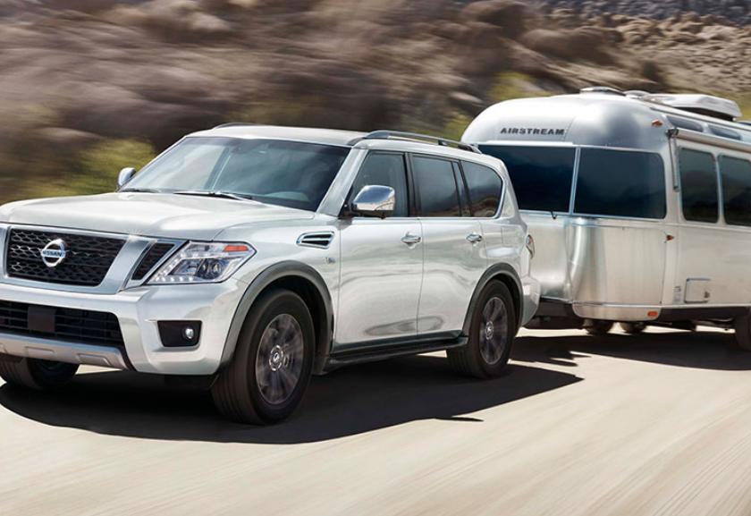 Nissan Armada Exclusive 4WD 2019