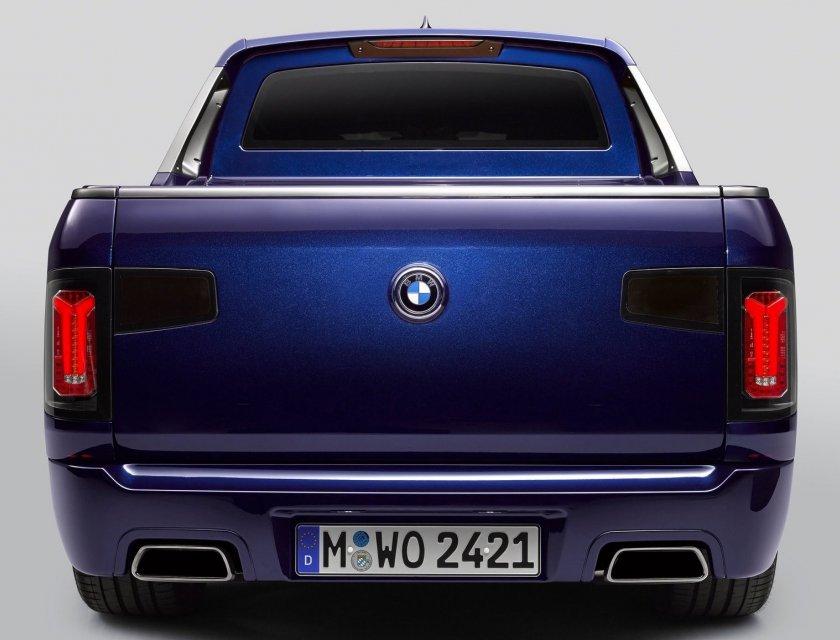 BMW X7 pick-up concept