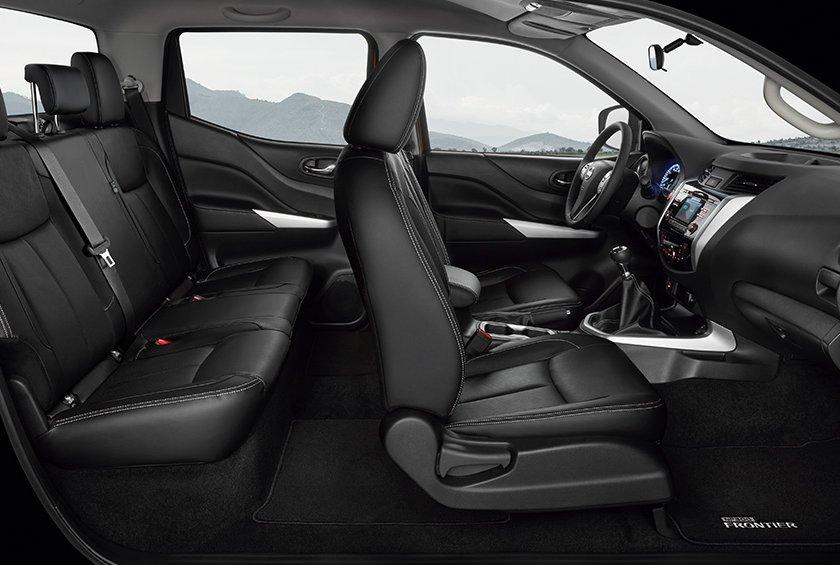 Nissan NP300 Frontier 2020