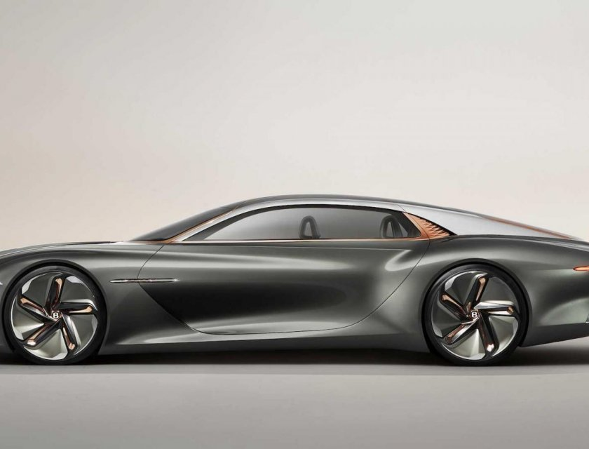 Bentley EXP 100 GT Concept