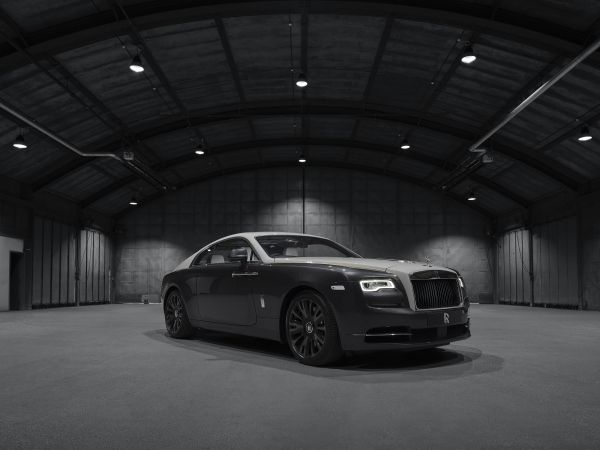 Rolls-Royce Wraith Eagle VII Collection
