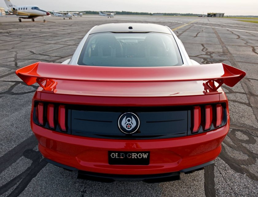 "Roush Mustang GT ""Old Crow"""