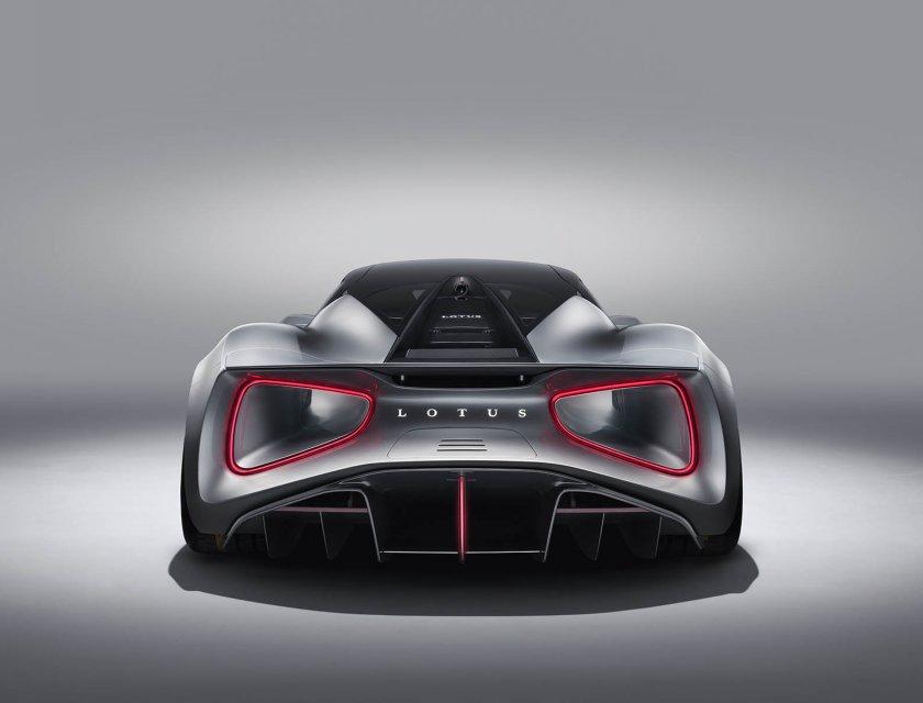 Lotus Evija 2021