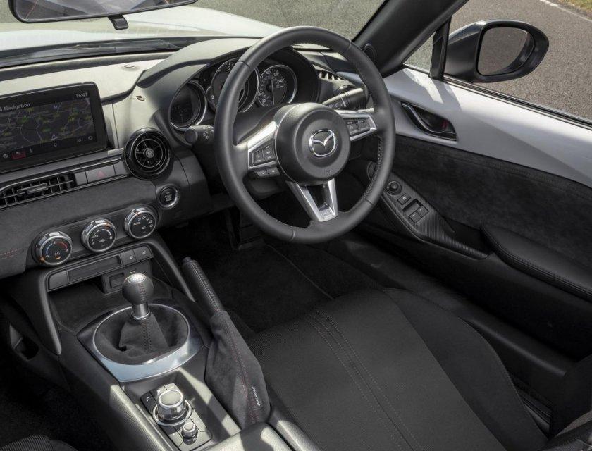 Mazda MX-5 2019 Paquetes Cup y Design