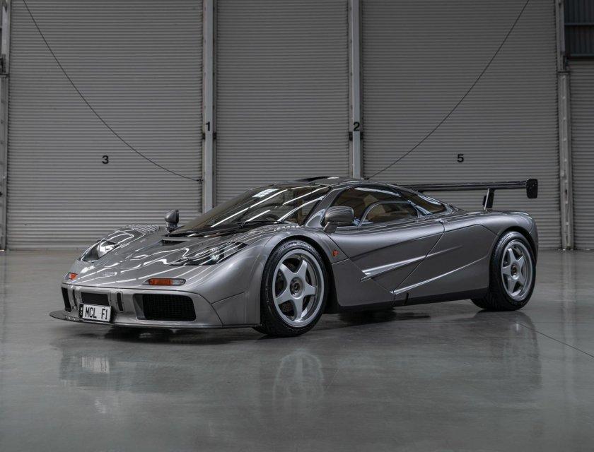 McLaren F1 LM-Spec 1994