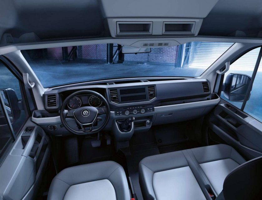 Volkswagen Crafter 4.9T 2020