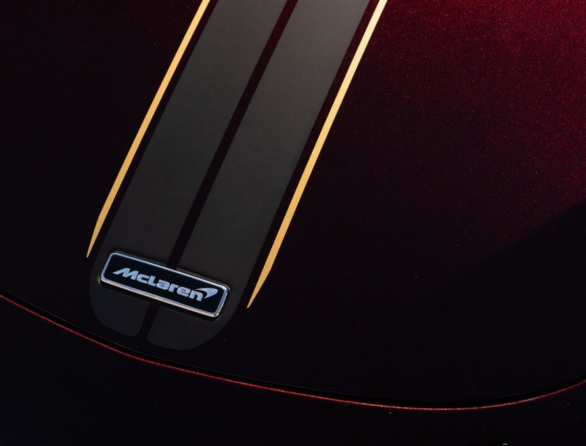 McLaren 600 LT Spyder Pikes Peak