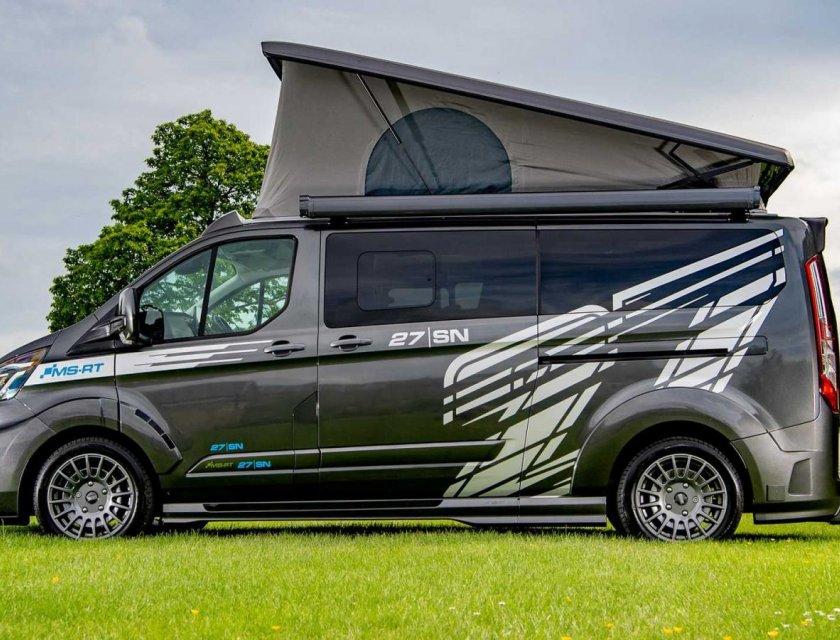 Ford Transit Custom Camper 2019