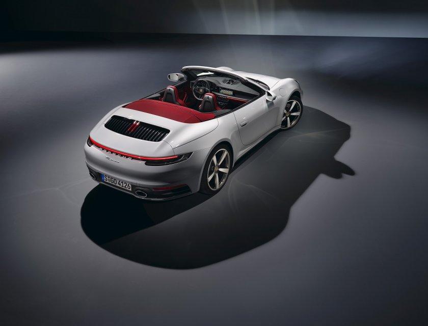 Porsche 911 Carrera 2020 Coupé y Cabriolet