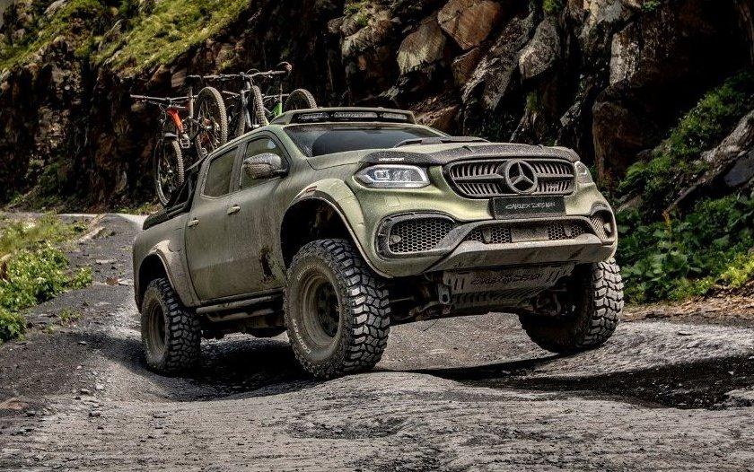 Mercedes-Benz Clase X 2019 Carlex Design