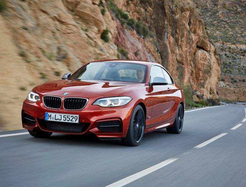 BMW M240i Coupé 2019