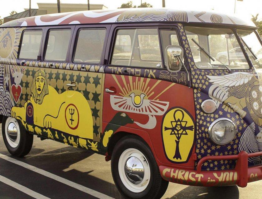 Volkswagen Type 2 'Light Bus'